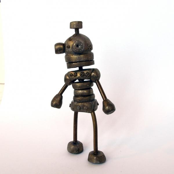 Робот Йозеф из Машинариума