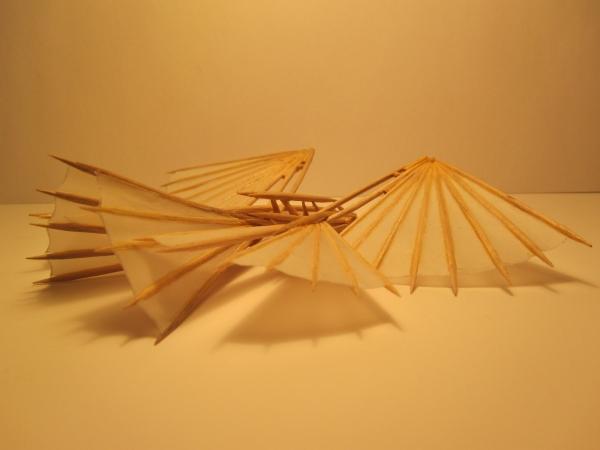 Летучий кораблик