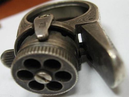 Ещё немного про оружие, да простят меня пацифисты. (Фото 8)