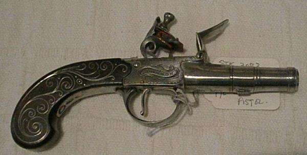 Ещё немного про оружие, да простят меня пацифисты.