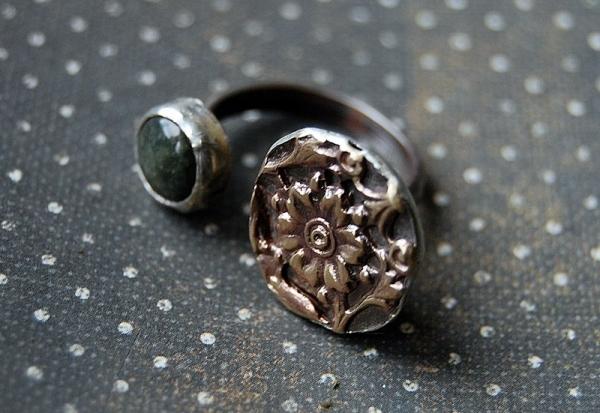 Кольца из серебра (Фото 7)