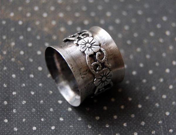 Кольца из серебра (Фото 5)
