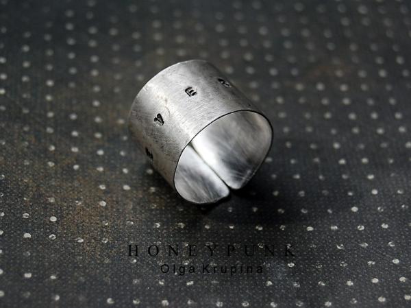 Кольца из серебра (Фото 2)