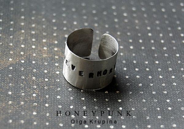 Кольца из серебра (Фото 3)