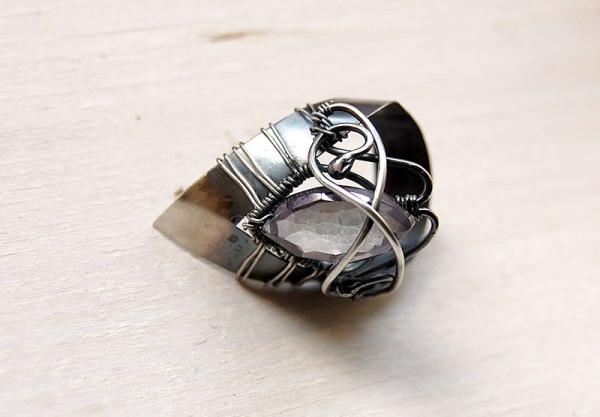 Кольца из серебра (Фото 6)