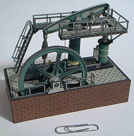 Бумажные модели на тему SteamPunk