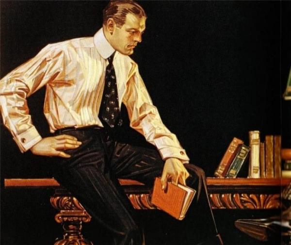 Кодекс Джентельмена - какие манеры, какое воспитание! (Фото 19)
