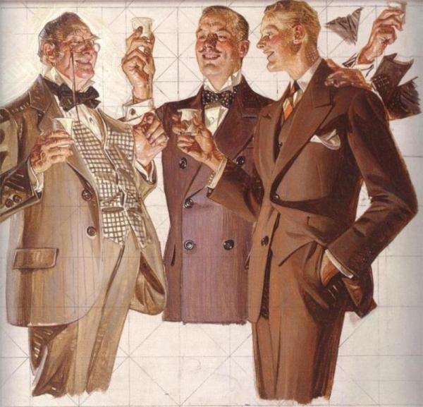 Кодекс Джентельмена - какие манеры, какое воспитание! (Фото 3)