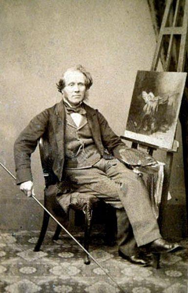 Еще по художникам. Уильям Пауэлл Фрайт (1819 - 1909)
