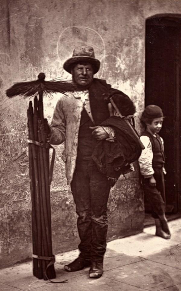 """Лондон 1876-го. """"Уличная жизнь Лондона"""" (Фото 7)"""