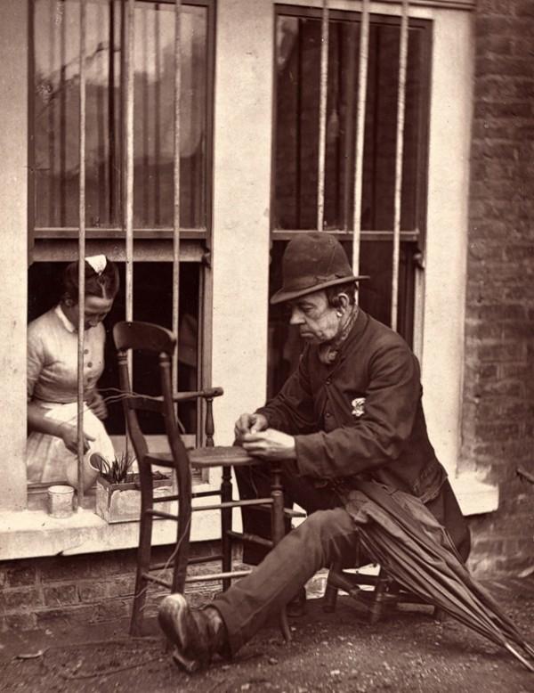 """Лондон 1876-го. """"Уличная жизнь Лондона"""" (Фото 4)"""