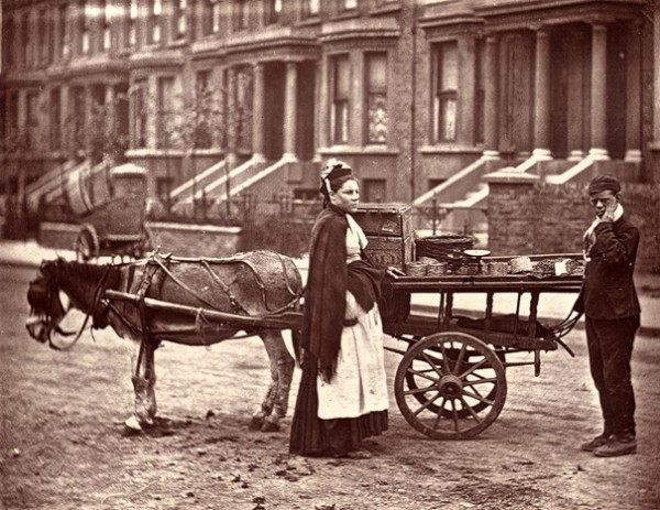 """Лондон 1876-го. """"Уличная жизнь Лондона"""" (Фото 15)"""