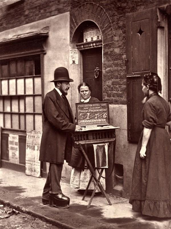 """Лондон 1876-го. """"Уличная жизнь Лондона"""" (Фото 2)"""