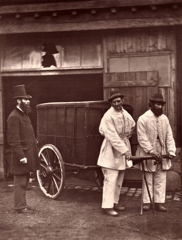 """Лондон 1876-го. """"Уличная жизнь Лондона"""" (Фото 12)"""