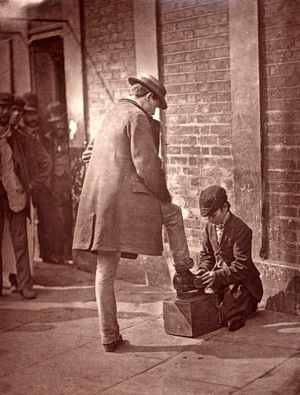 """Лондон 1876-го. """"Уличная жизнь Лондона"""" (Фото 10)"""