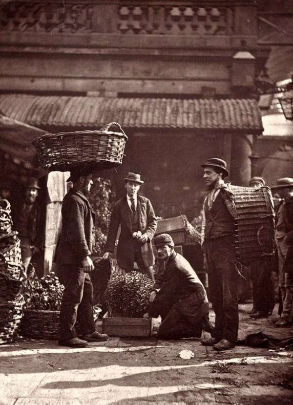 """Лондон 1876-го. """"Уличная жизнь Лондона"""" (Фото 18)"""