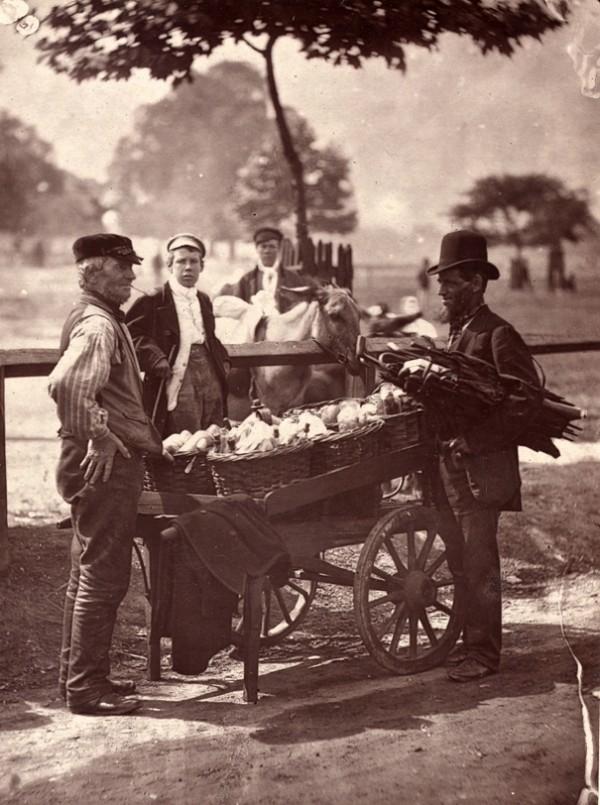 """Лондон 1876-го. """"Уличная жизнь Лондона"""" (Фото 22)"""