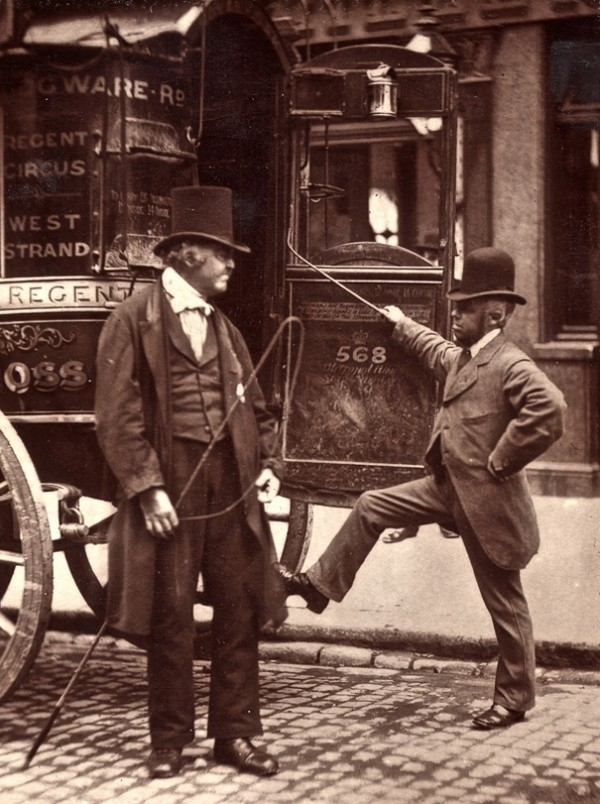 """Лондон 1876-го. """"Уличная жизнь Лондона"""" (Фото 17)"""