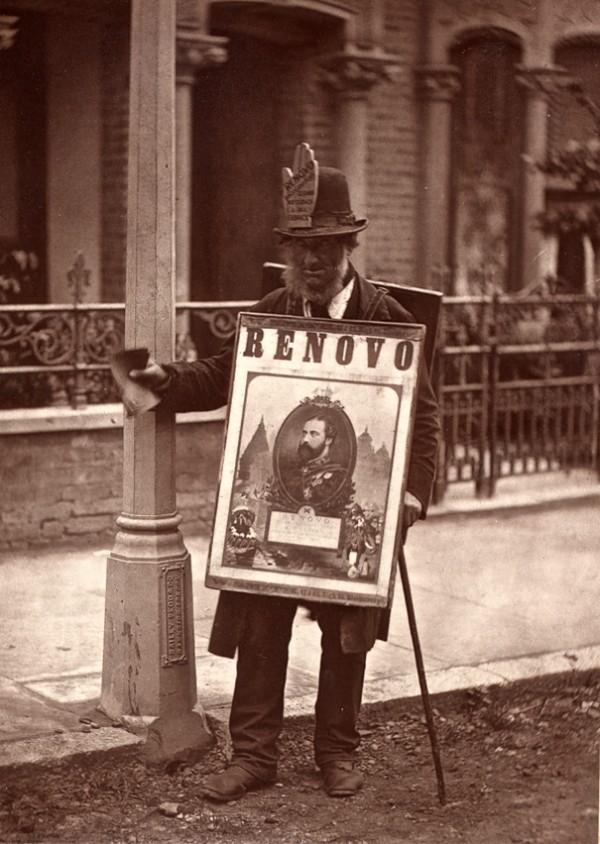 """Лондон 1876-го. """"Уличная жизнь Лондона"""" (Фото 19)"""