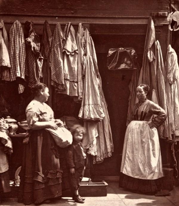 """Лондон 1876-го. """"Уличная жизнь Лондона"""" (Фото 3)"""