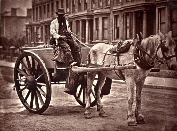 """Лондон 1876-го. """"Уличная жизнь Лондона"""" (Фото 8)"""