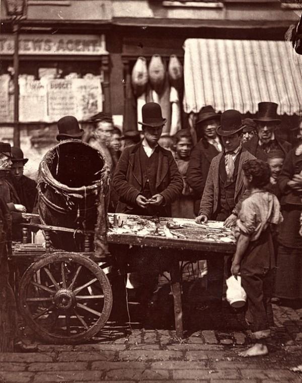 """Лондон 1876-го. """"Уличная жизнь Лондона"""" (Фото 14)"""