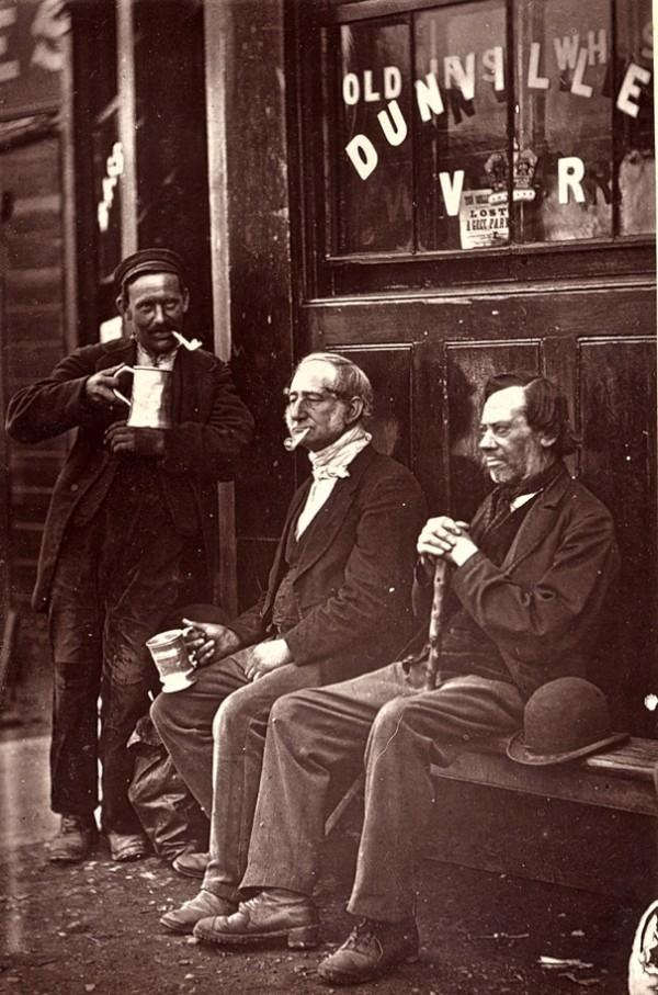 """Лондон 1876-го. """"Уличная жизнь Лондона"""" (Фото 16)"""