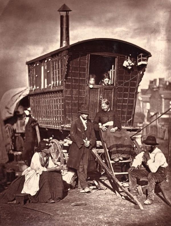 """Лондон 1876-го. """"Уличная жизнь Лондона"""" (Фото 6)"""
