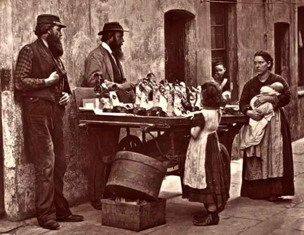 """Лондон 1876-го. """"Уличная жизнь Лондона"""" (Фото 5)"""