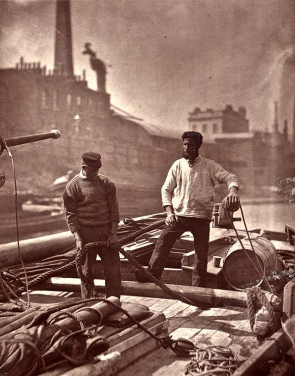 """Лондон 1876-го. """"Уличная жизнь Лондона"""" (Фото 20)"""