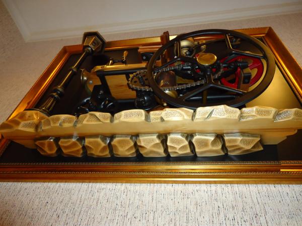 Benz Patent- Motorvagen. (Фото 2)