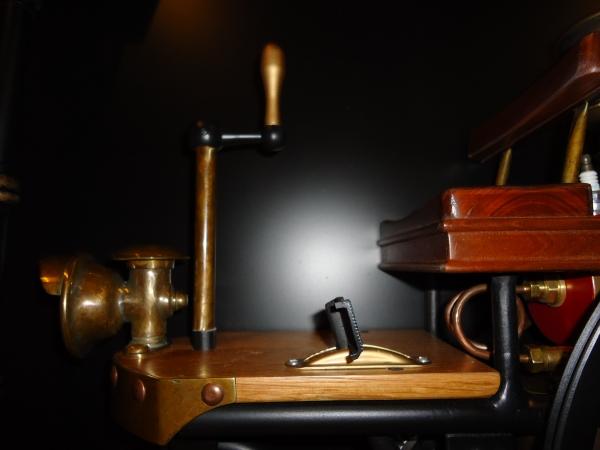 Benz Patent- Motorvagen. (Фото 6)