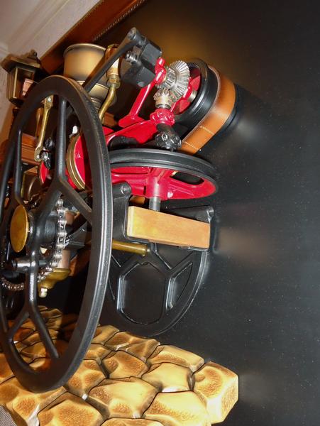 Benz Patent- Motorvagen. (Фото 5)