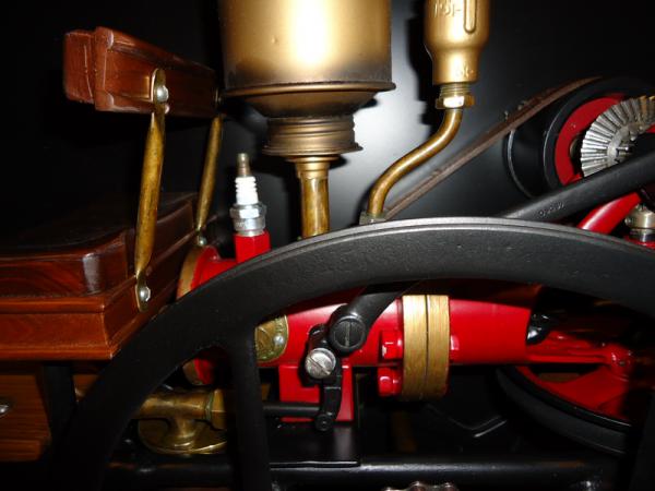 Benz Patent- Motorvagen. (Фото 4)