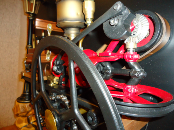 Benz Patent- Motorvagen. (Фото 8)