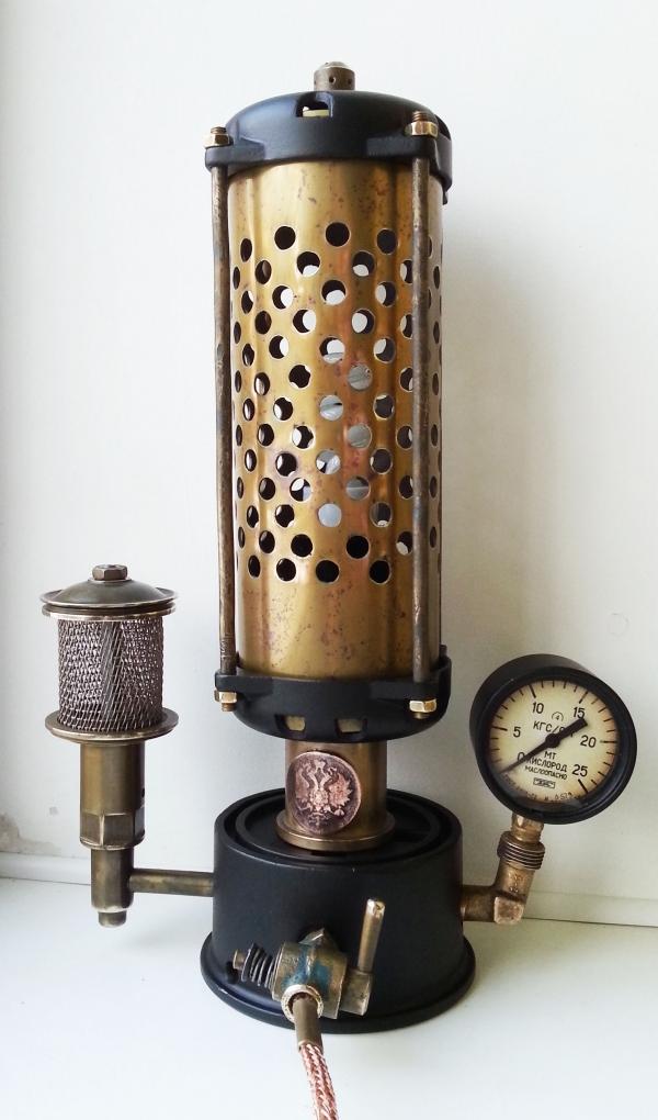 Волшебная лампа.