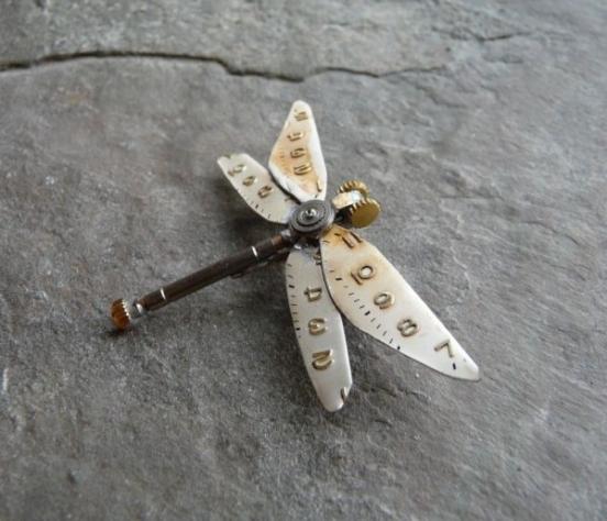 Механические насекомые от Джастина Гершенсон-Гейтса (Фото 5)