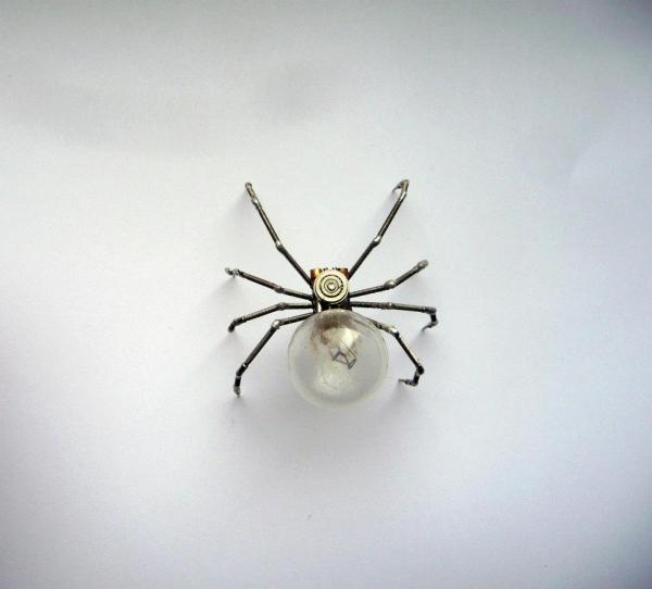 Механические насекомые от Джастина Гершенсон-Гейтса (Фото 13)