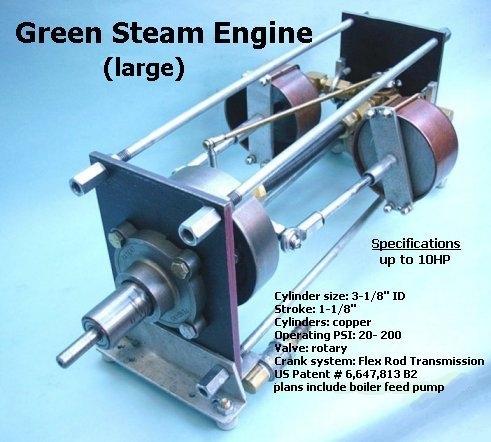 Современный вариант парового двигателя (Фото 2)