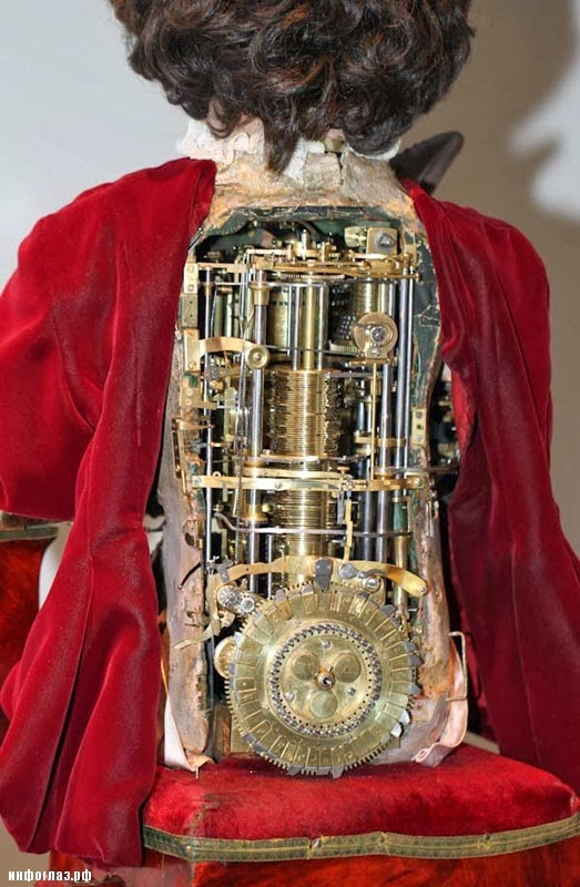 Механоботы- автоматоны (Фото 3)