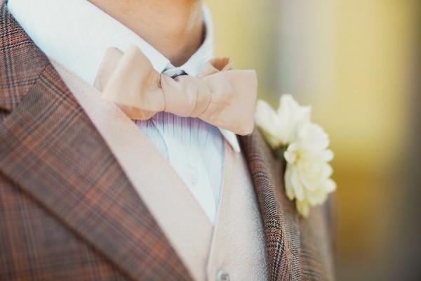 Викторианский аромат - свадебные костюмы (Фото 2)