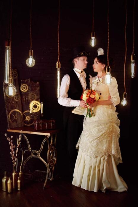 стимпанк-свадьба Минск 2
