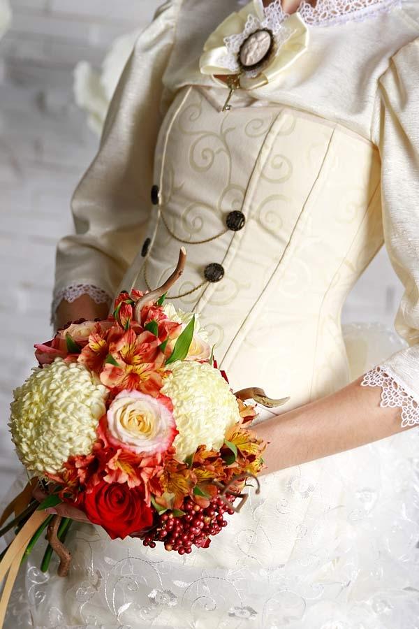 стимпанк-свадьба Минск 10