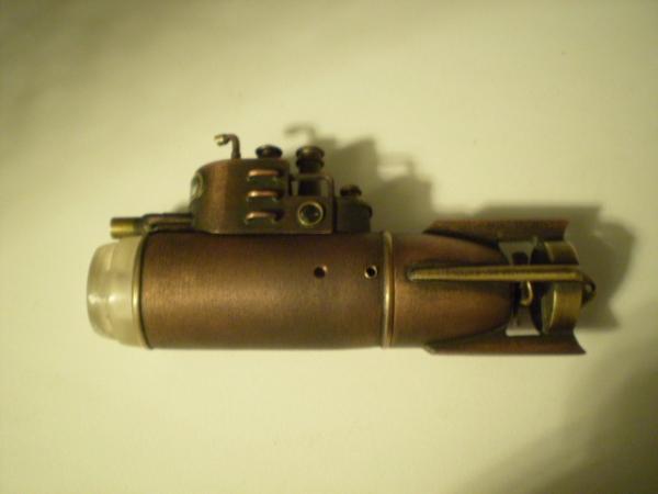 Подводная лодка (фонарик) (Фото 28)