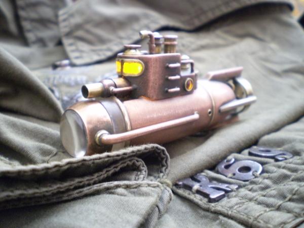 Подводная лодка (фонарик) (Фото 38)