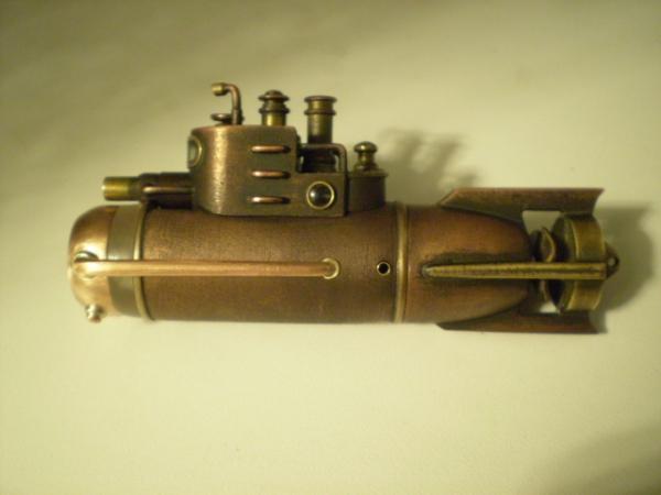 Подводная лодка (фонарик) (Фото 29)