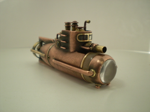 Подводная лодка (фонарик) (Фото 43)
