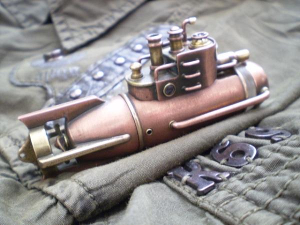 Подводная лодка (фонарик) (Фото 37)