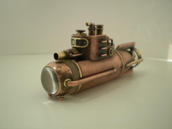 Подводная лодка (фонарик) (Фото 44)