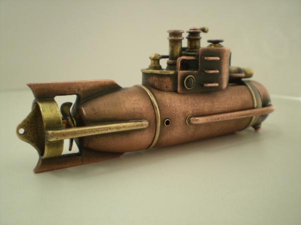 Подводная лодка (фонарик) (Фото 46)